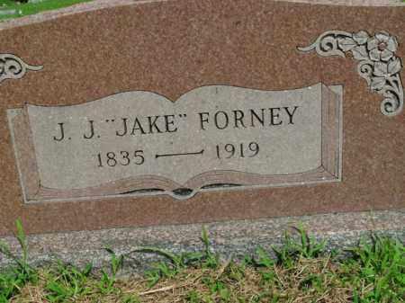 "FORNEY, J.J. ""JAKE"" - Boone County, Arkansas | J.J. ""JAKE"" FORNEY - Arkansas Gravestone Photos"