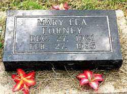 FORNEY, MARY LEA - Boone County, Arkansas | MARY LEA FORNEY - Arkansas Gravestone Photos