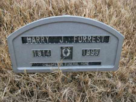 FORREST, HARRY J. - Boone County, Arkansas   HARRY J. FORREST - Arkansas Gravestone Photos