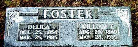 FOSTER, WILLIAM T. - Boone County, Arkansas | WILLIAM T. FOSTER - Arkansas Gravestone Photos