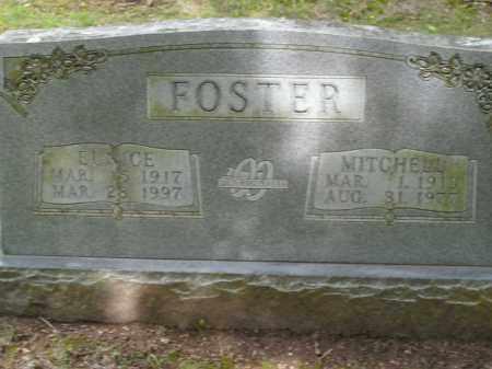 FOSTER, EUNICE - Boone County, Arkansas   EUNICE FOSTER - Arkansas Gravestone Photos