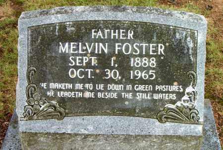 FOSTER, MELVIN - Boone County, Arkansas | MELVIN FOSTER - Arkansas Gravestone Photos