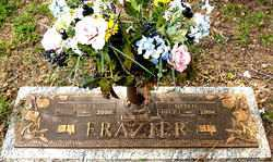FRAZIER, LANTY - Boone County, Arkansas | LANTY FRAZIER - Arkansas Gravestone Photos