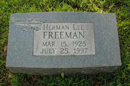 FREEMAN, HERMAN LEE - Boone County, Arkansas | HERMAN LEE FREEMAN - Arkansas Gravestone Photos