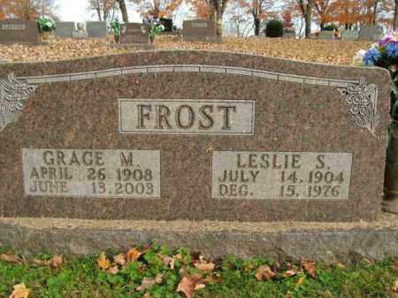 FROST, GRACE MAE - Boone County, Arkansas | GRACE MAE FROST - Arkansas Gravestone Photos