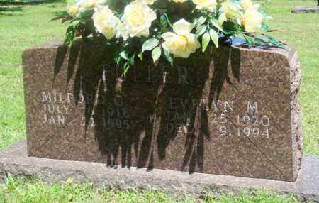 FULLER, EVELYN M - Boone County, Arkansas | EVELYN M FULLER - Arkansas Gravestone Photos