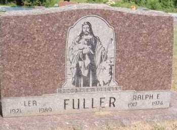 FULLER, RALPH E. - Boone County, Arkansas | RALPH E. FULLER - Arkansas Gravestone Photos