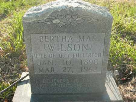 FULLERTON, BERTHA MAE - Boone County, Arkansas | BERTHA MAE FULLERTON - Arkansas Gravestone Photos