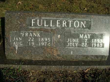 FULLERTON, FRANK - Boone County, Arkansas | FRANK FULLERTON - Arkansas Gravestone Photos