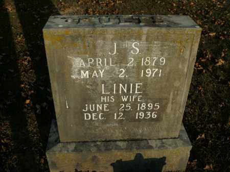 FULTS, J.S. - Boone County, Arkansas | J.S. FULTS - Arkansas Gravestone Photos