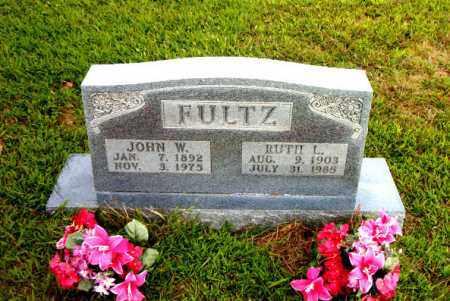 FULTZ, RUTH  L. - Boone County, Arkansas | RUTH  L. FULTZ - Arkansas Gravestone Photos