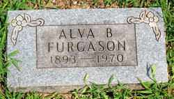 FURGASON, ALVA B. - Boone County, Arkansas | ALVA B. FURGASON - Arkansas Gravestone Photos