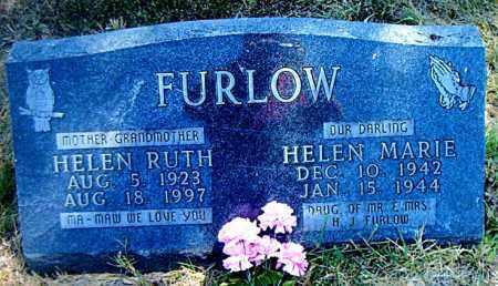FURLOW, HELEN MARIE - Boone County, Arkansas | HELEN MARIE FURLOW - Arkansas Gravestone Photos