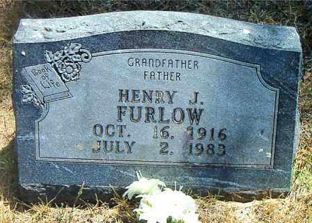 FURLOW, HENRY  J. - Boone County, Arkansas   HENRY  J. FURLOW - Arkansas Gravestone Photos