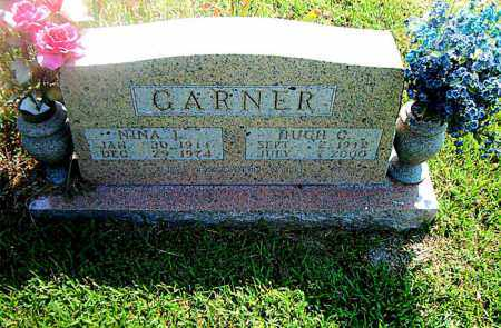 GARNER, HUGH  C. - Boone County, Arkansas | HUGH  C. GARNER - Arkansas Gravestone Photos