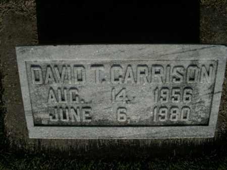 GARRISON, DAVID T. - Boone County, Arkansas | DAVID T. GARRISON - Arkansas Gravestone Photos