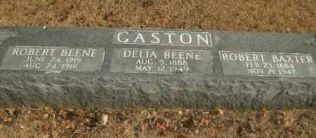 GASTON, ROBERT BAXTER - Boone County, Arkansas | ROBERT BAXTER GASTON - Arkansas Gravestone Photos