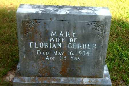 GERBER, MARY - Boone County, Arkansas | MARY GERBER - Arkansas Gravestone Photos