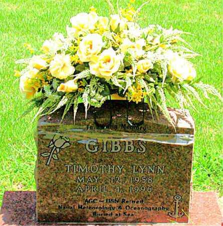 GIBBS, TIMOTHY LYNN - Boone County, Arkansas | TIMOTHY LYNN GIBBS - Arkansas Gravestone Photos
