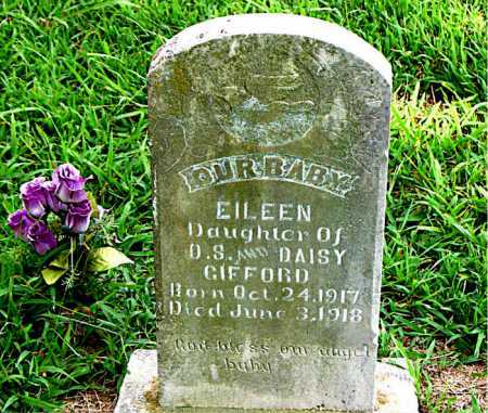 GIFFORD, EILEEN - Boone County, Arkansas   EILEEN GIFFORD - Arkansas Gravestone Photos