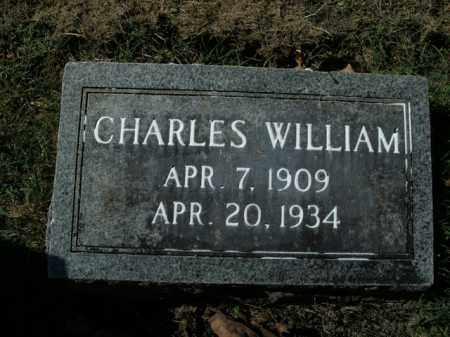 GIPSON, CHARLES WILLIAM - Boone County, Arkansas | CHARLES WILLIAM GIPSON - Arkansas Gravestone Photos