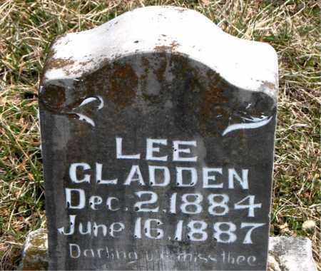 GLADDEN, LEE - Boone County, Arkansas | LEE GLADDEN - Arkansas Gravestone Photos