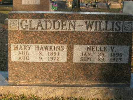WILLIS, NELLE V. - Boone County, Arkansas | NELLE V. WILLIS - Arkansas Gravestone Photos