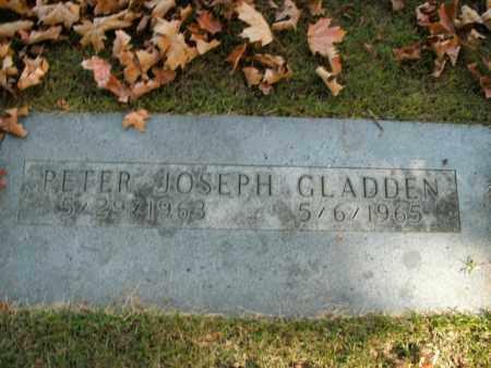 GLADDEN, PETER JOSEPH - Boone County, Arkansas | PETER JOSEPH GLADDEN - Arkansas Gravestone Photos