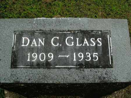 GLASS, DAN C. - Boone County, Arkansas | DAN C. GLASS - Arkansas Gravestone Photos