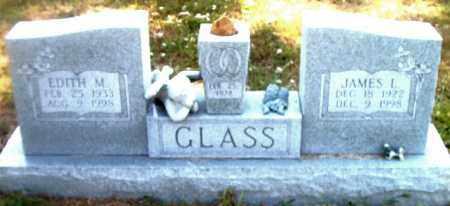 GLASS, JAMES  L. - Boone County, Arkansas   JAMES  L. GLASS - Arkansas Gravestone Photos