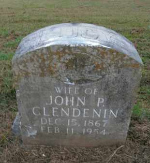 GLENDENIN, LUCY - Boone County, Arkansas   LUCY GLENDENIN - Arkansas Gravestone Photos