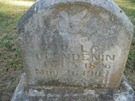GLENDENIN, SON - Boone County, Arkansas   SON GLENDENIN - Arkansas Gravestone Photos