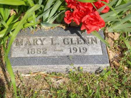 GLENN, MARY L. - Boone County, Arkansas | MARY L. GLENN - Arkansas Gravestone Photos