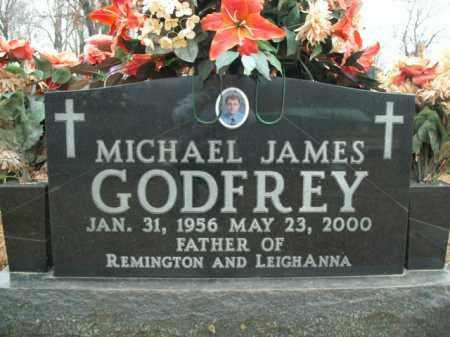 GODFREY, MICHAEL JAMES - Boone County, Arkansas   MICHAEL JAMES GODFREY - Arkansas Gravestone Photos
