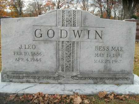 GODWIN, J. LEO - Boone County, Arkansas | J. LEO GODWIN - Arkansas Gravestone Photos
