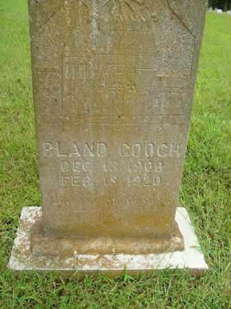 GOOCH, BLAND - Boone County, Arkansas | BLAND GOOCH - Arkansas Gravestone Photos