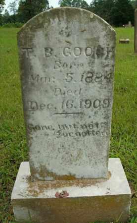 GOOCH, TILLMAN BURTHA - Boone County, Arkansas | TILLMAN BURTHA GOOCH - Arkansas Gravestone Photos