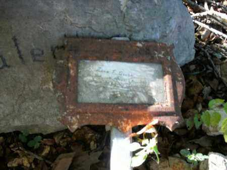 GOOCH, ZONA VALENTINE - Boone County, Arkansas   ZONA VALENTINE GOOCH - Arkansas Gravestone Photos