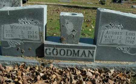 GOODMAN, AUDREY LOIS - Boone County, Arkansas | AUDREY LOIS GOODMAN - Arkansas Gravestone Photos