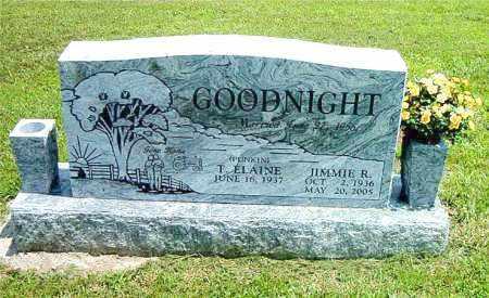 GOODNIGHT, JIMMIE R. - Boone County, Arkansas | JIMMIE R. GOODNIGHT - Arkansas Gravestone Photos