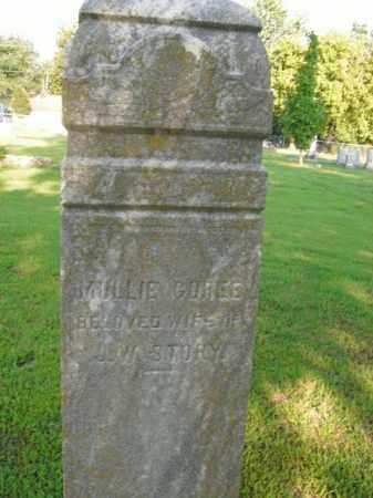 GOREE, MILLIE - Boone County, Arkansas | MILLIE GOREE - Arkansas Gravestone Photos