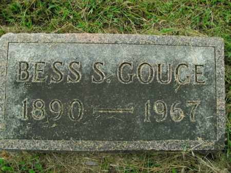 GOUGE, BESS S. - Boone County, Arkansas | BESS S. GOUGE - Arkansas Gravestone Photos
