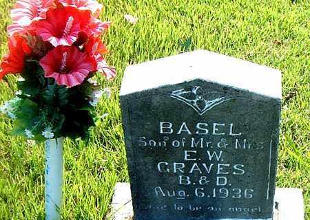 GRAVES, BASEL - Boone County, Arkansas | BASEL GRAVES - Arkansas Gravestone Photos