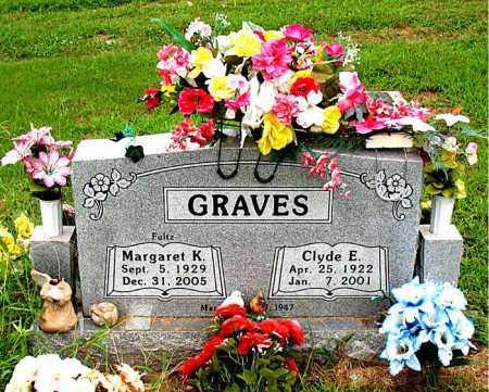 GRAVES, MARGARET K. - Boone County, Arkansas | MARGARET K. GRAVES - Arkansas Gravestone Photos