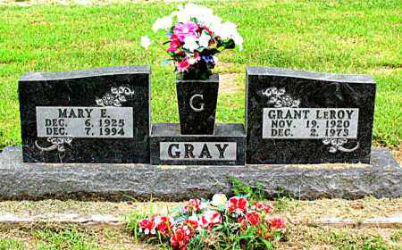 GRAY, MARY E. - Boone County, Arkansas | MARY E. GRAY - Arkansas Gravestone Photos