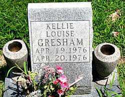 GRESHAM, KELLIE LOUISE - Boone County, Arkansas | KELLIE LOUISE GRESHAM - Arkansas Gravestone Photos