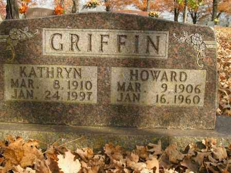 GRIFFIN (VETERAN WWII), HOWARD - Boone County, Arkansas | HOWARD GRIFFIN (VETERAN WWII) - Arkansas Gravestone Photos