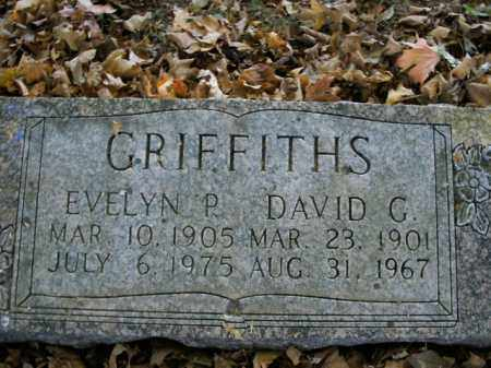 GRIFFITHS, DAVID G. - Boone County, Arkansas | DAVID G. GRIFFITHS - Arkansas Gravestone Photos