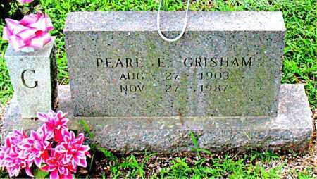 CRAIG GRISHAM, PEARL E. - Boone County, Arkansas | PEARL E. CRAIG GRISHAM - Arkansas Gravestone Photos