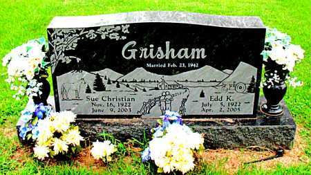 GRISHAM, EDD K. - Boone County, Arkansas | EDD K. GRISHAM - Arkansas Gravestone Photos